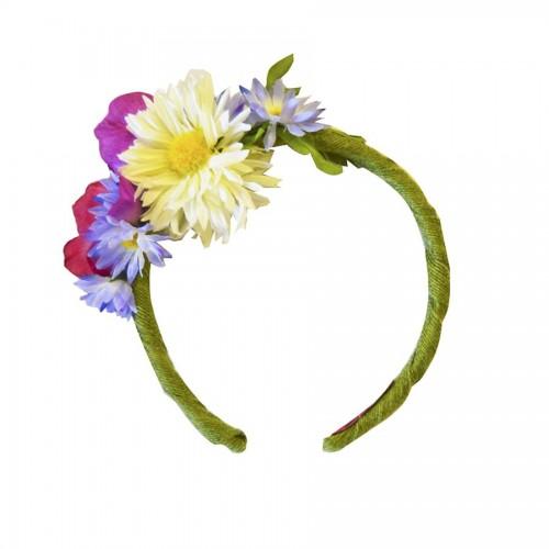 Diadema Flores Multicolor