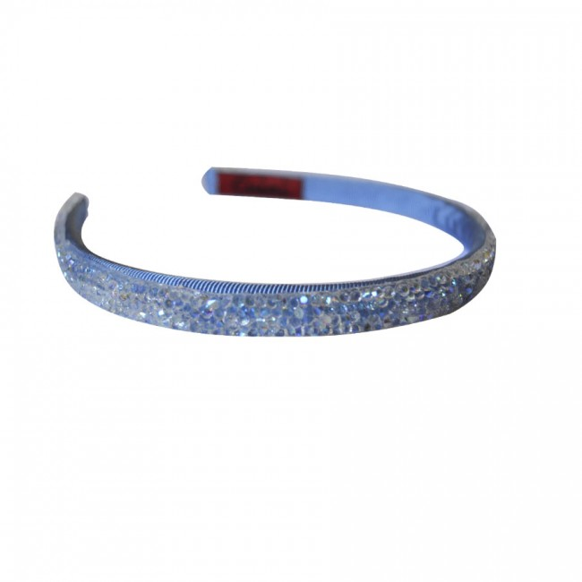 Diadema Grosgrain con Glitter