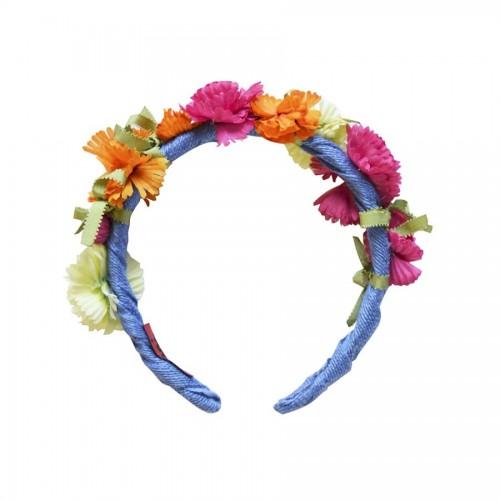 Diadema con Flores Silvestres