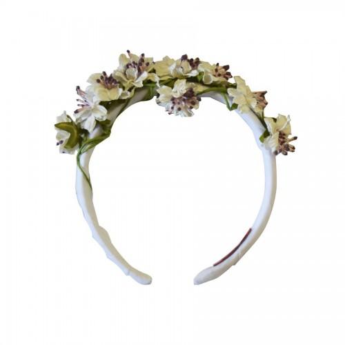 Diadema Flores Marigold