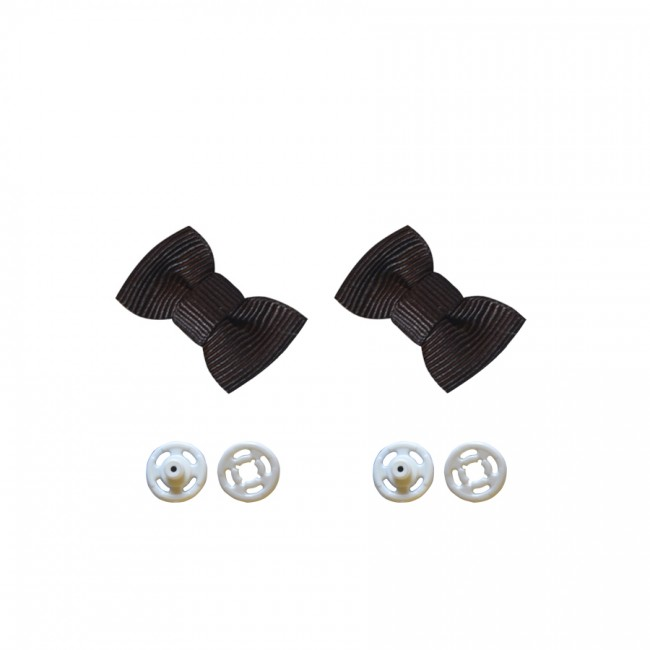 Corchete Lazo Grosgrain Ancho 15 Mm (2 Pack)
