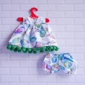 Terminamos el mes con uno de los modelitos para nuestra muñeca Cuini. 🦋 Tienes este look con estampado de mariposas y borlas en el bajo, disponible en nuestra web. 🦋 ¡Y todos los demás!  📍¡Recuerda que también tenemos disponible el armario y la muñeca!  #muñecaparaniña #vestidoparamuñeca #dressdoll #doll #butterflyprint #lazosdealgodon #lazosinfantiles #complementosparaniñas #empresaespañola #marcaespaña #complementosinfantiles #lazosparaniñas #madeinspain #marcaespanola #accesoriosinfantiles #adornosparaelpelo #diademasniña #diademas #cuini #cuinimadrid #vichyprint #texture